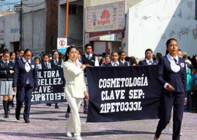 Participación Escolar - Instituto Tecnológico Particular Leona Vicario