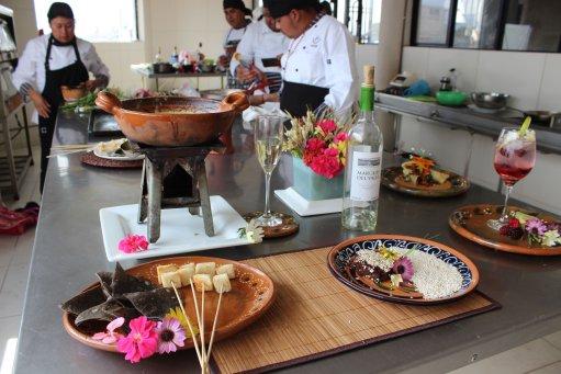 Carrera de Gastronomía en el Instituto Tecnológico Particular Leona Vicario